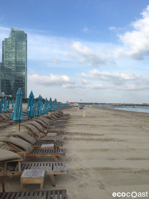 Meraas, JBR Beach Nourishment & Re-Profiling, April 2016 - 2.jpg