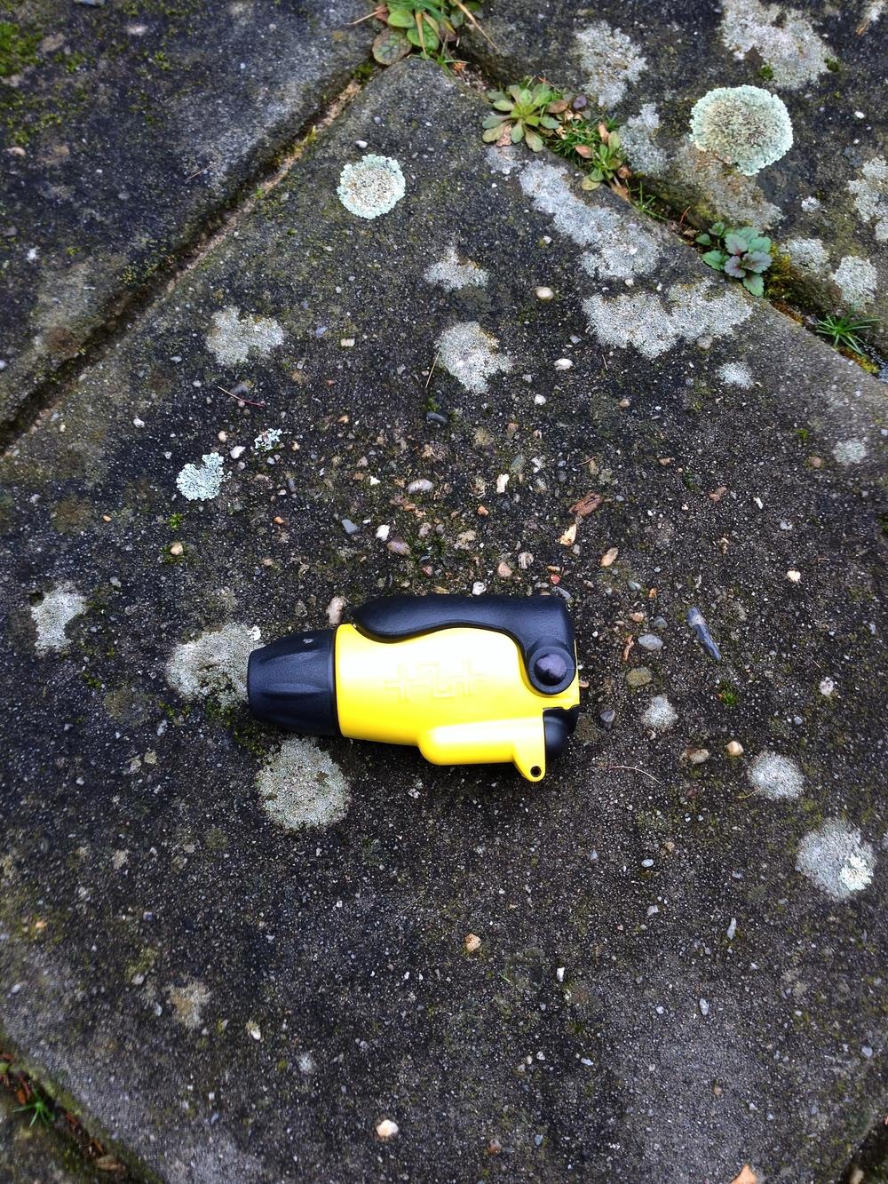 Burton Bullit tool.