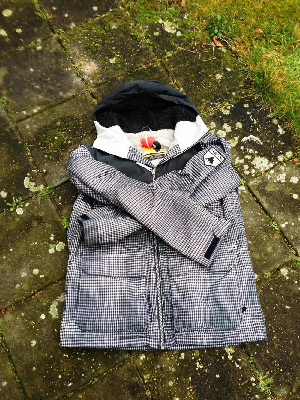 Burton coat.