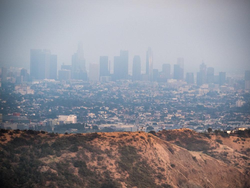 L.A. @800mm