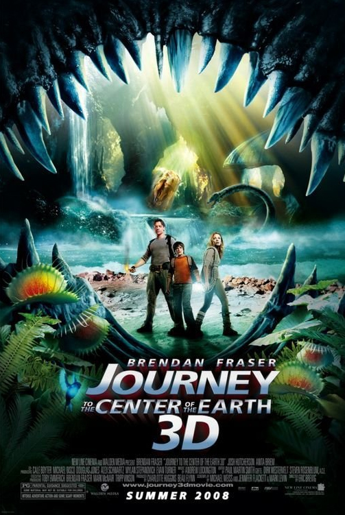 Journey to the Center of the Earth @ Hybride