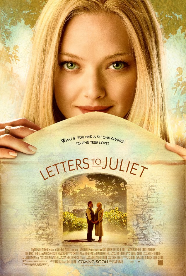Letters to Juliet @ Mr.X
