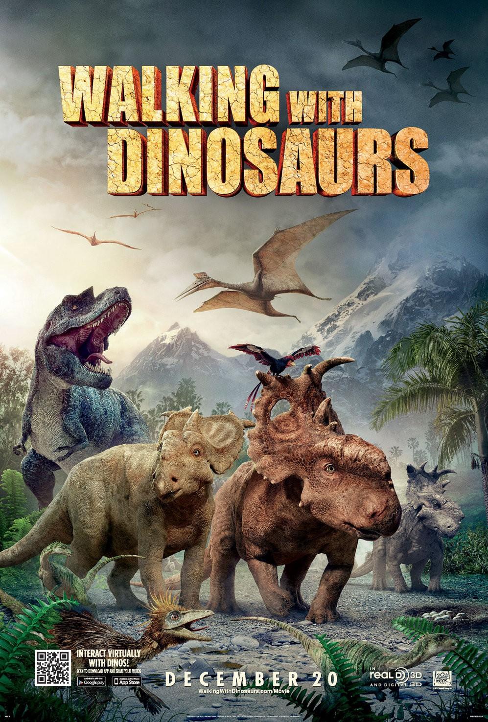 Walking with Dinosaurs @ Animal Logic