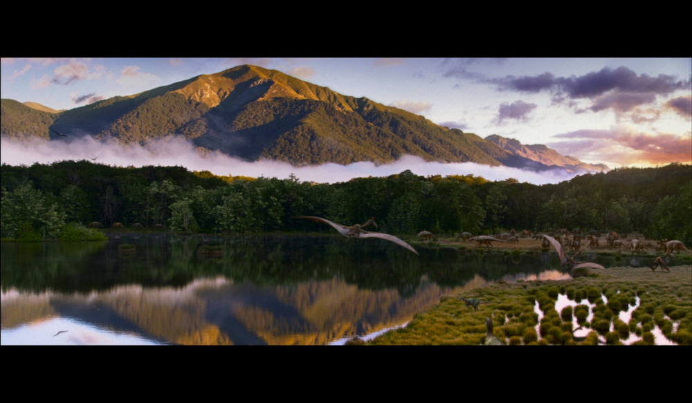 Walking with Dinosaurs @ Animal Logic - Matte Painting, Concept Design & Art Direction