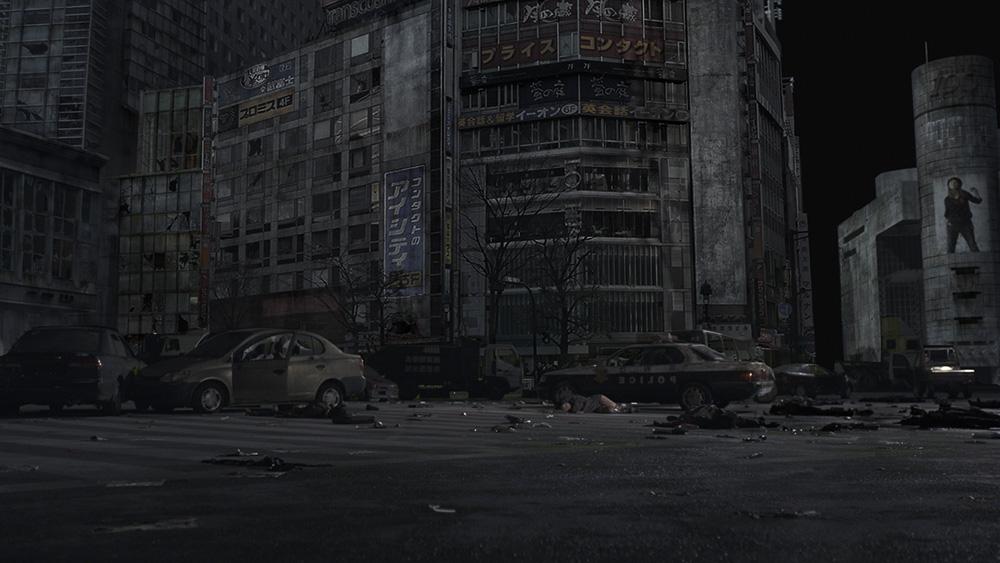 Resident Evil 4: Afterlife in 3D