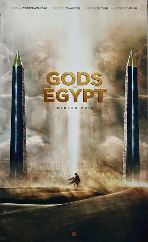 Gods of Egypt @ Iloura / Method Studios