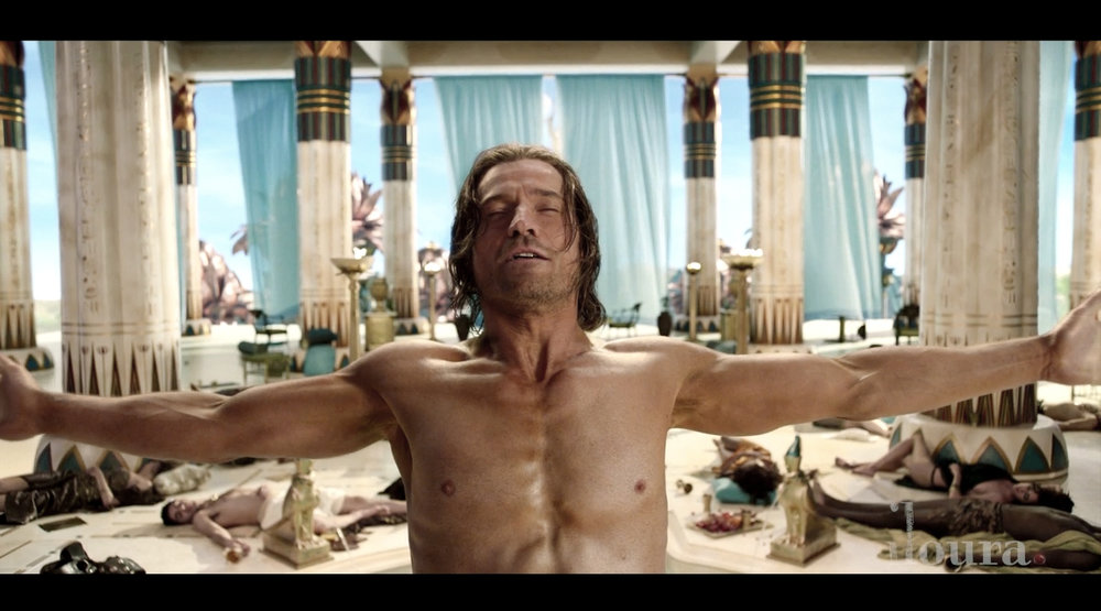 Gods of Egypt - Final Shot
