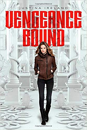 Vengeance Bound - The Goddess Test meets Dexter in an edgy, compelling debut about one teen's quest for revenge...no matter how far it takes her.Amelie Ainsworth is not alone in her head. Bound to a deal of desperation made when she was a child, Amelie's mind houses the Furies—the hawk and the serpent—lingering always, waiting for her to satisfy their bloodlust. After escaping the asylum where she was trapped for years, Amelie knows how to keep the Furies quiet. By day, she lives a normal life, but by night, she tracks down targets the Furies send her way. And she brings down Justice upon them.Amelie's perfected her system of survival, but when she meets a mysterious boy named Niko at her new school, she can't figure out how she feels about him. For the first time, the Furies are quiet in her head around a guy. But does this mean that Amelie's finally found someone who she can trust, or are there greater factors at work? As Amelie's mind becomes a battlefield, with the Furies fighting for control, Amelie will have to decide which is worse: denying the only man she might ever love, or subjecting him to the fate the Furies want for him?On the run from a punishment worse than death, an unexpected reunion with a childhood friend upends Zephyr's world—and not only because her old friend has grown surprisingly, extremely hot. It seems that Zephyr might just be the Nyx, a dark goddess that is prophesied to shift the power balance: for hundreds of years the half-gods have lived in fear, and Zephyr is supposed to change that.But how is she supposed to save everyone else when she can barely take care of herself?