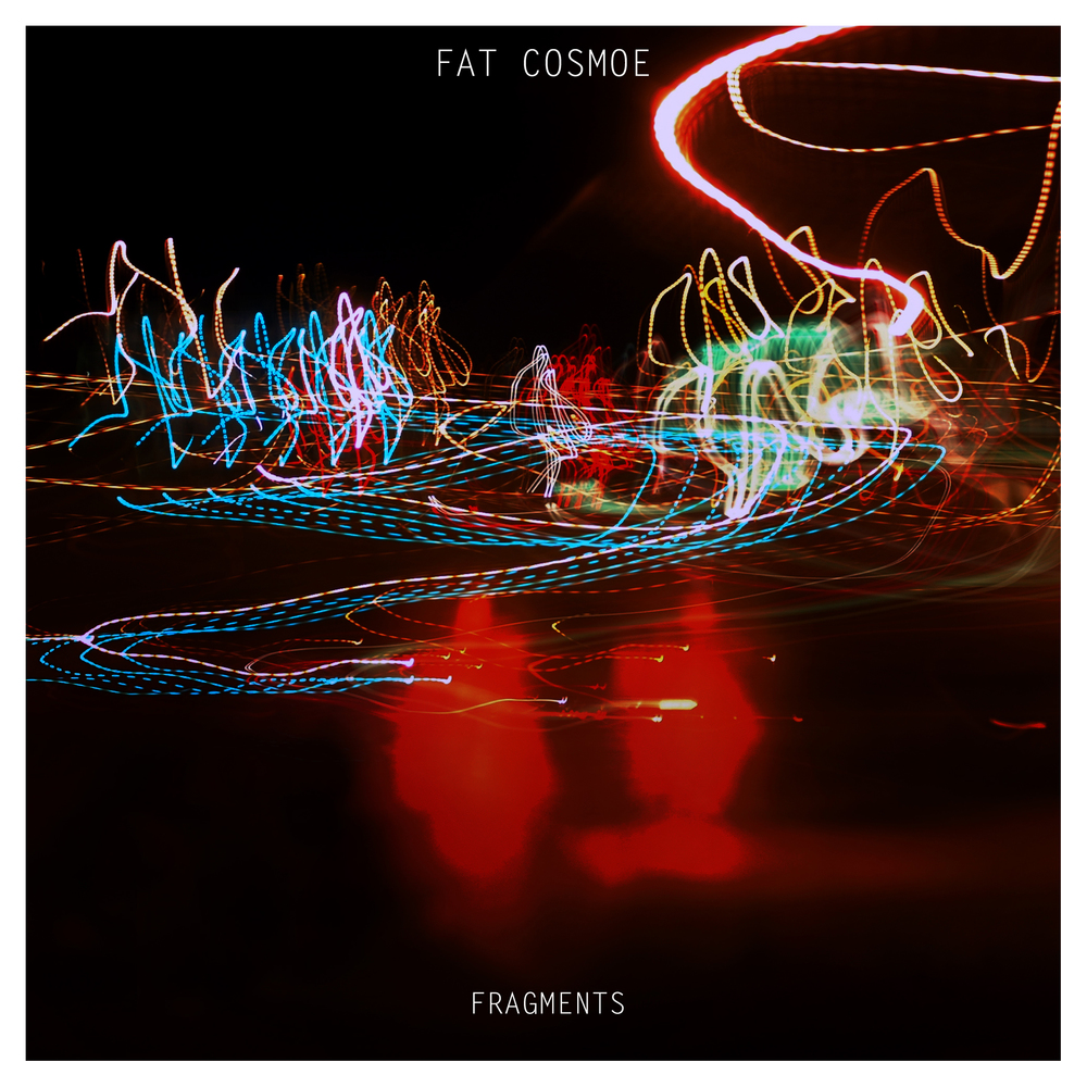DSP010 Fat Cosmoe - Fragments COVER