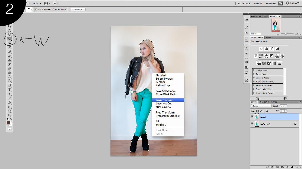 fashion bloggers retouching