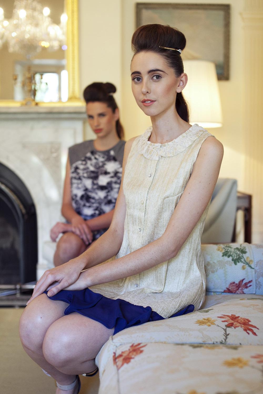 Finesse Models' Alexandra Dawson