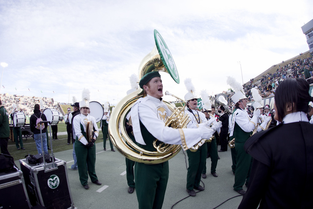 CSU band