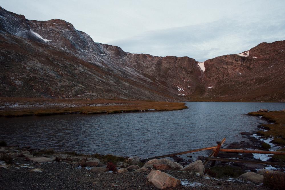 Summit Lake, Colorado