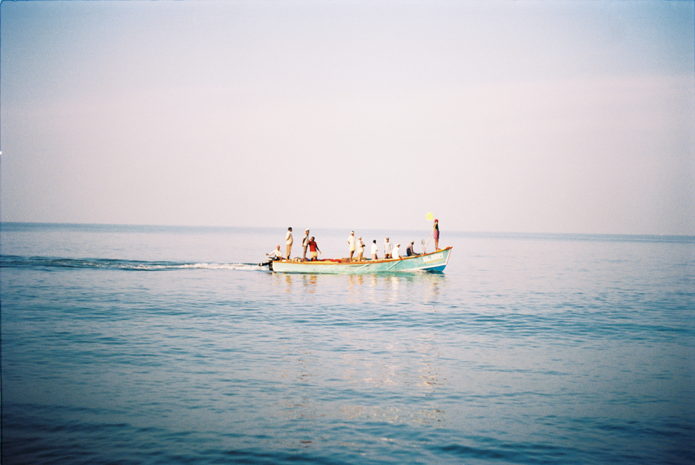Boat. India