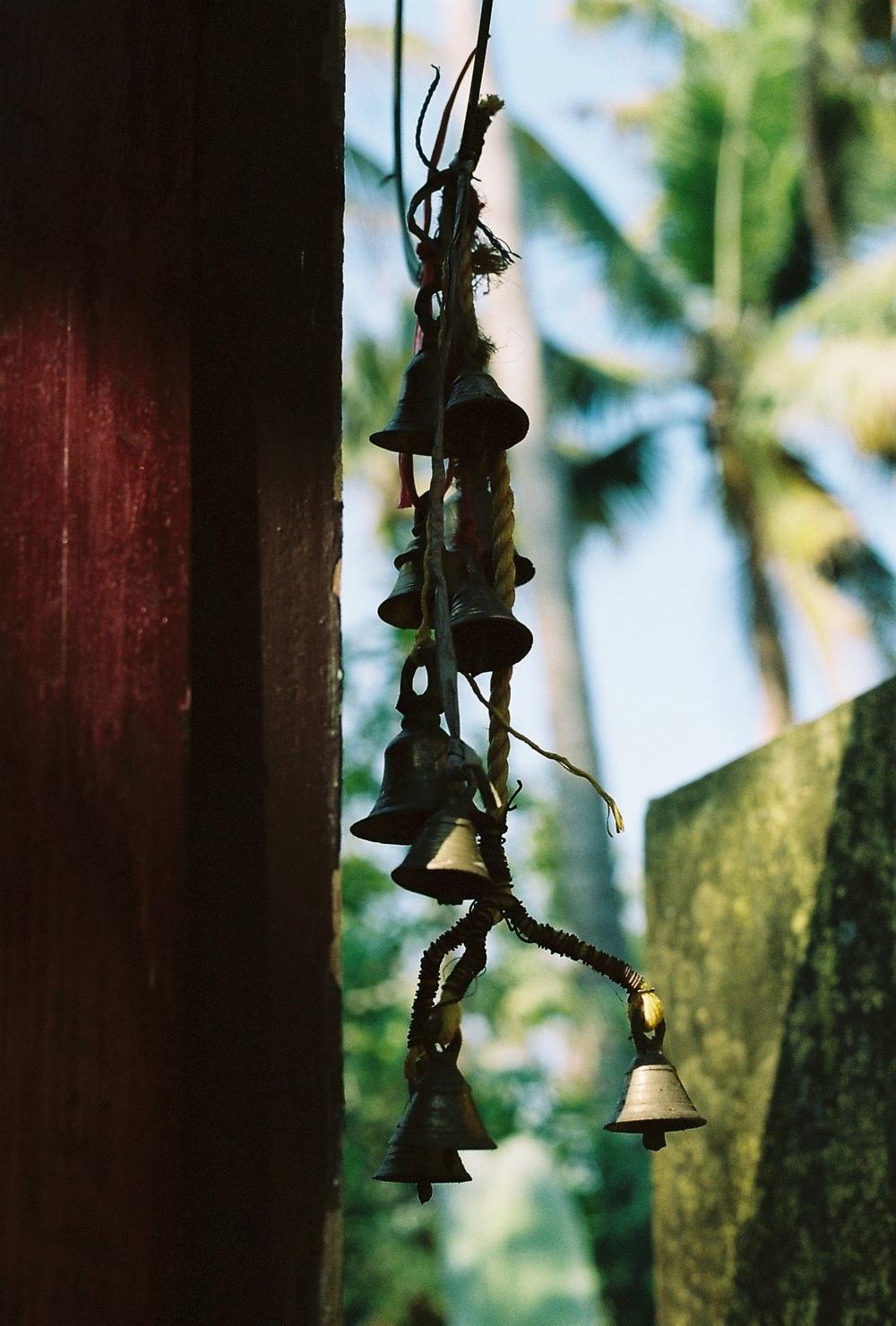 Bells. India