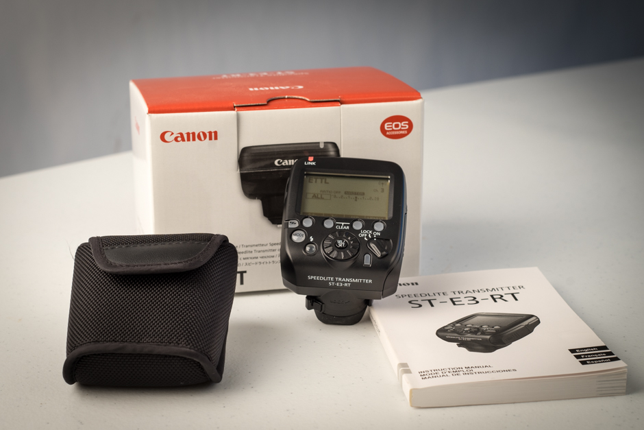 Canon ST-E3-RT Radio Transmitter FOR SALE $200