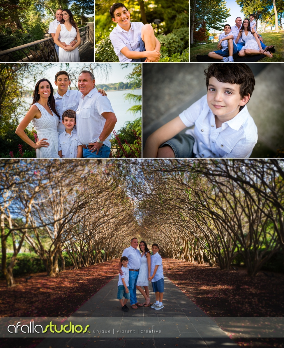 Above: The Beserra Family. (Please do not crop or edit per copyright laws. Thanks.)