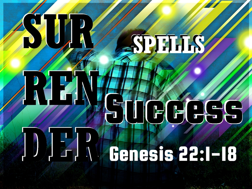 Surrender Spells Success
