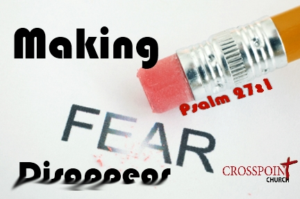 Making Fear Disappear