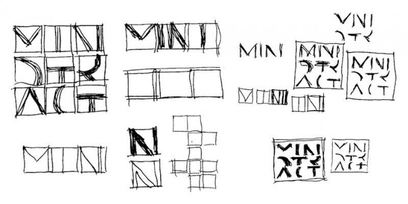 Mininstract scribbles