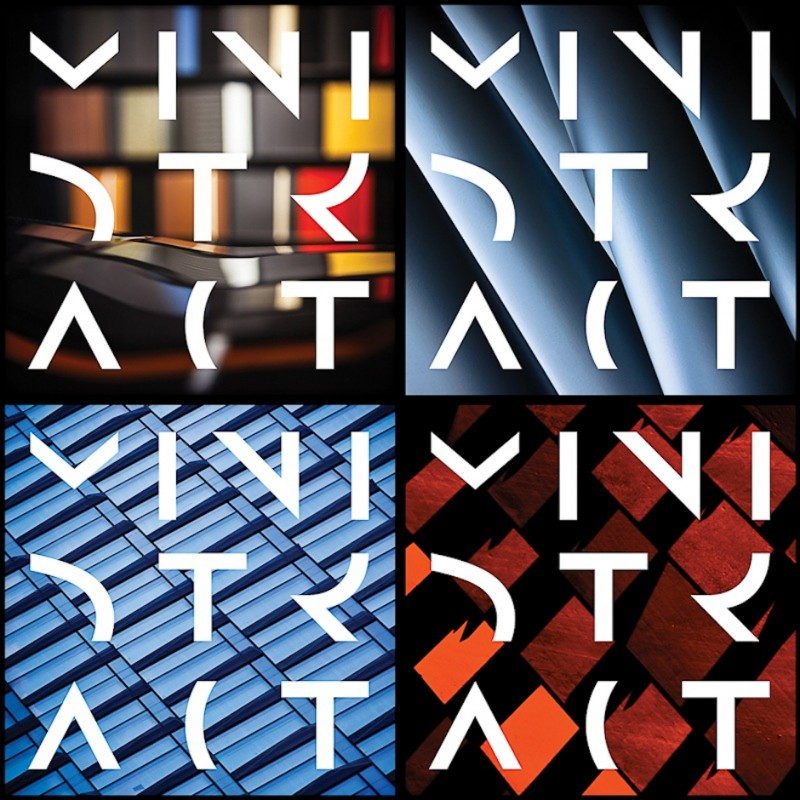 Four of the ministract image logos