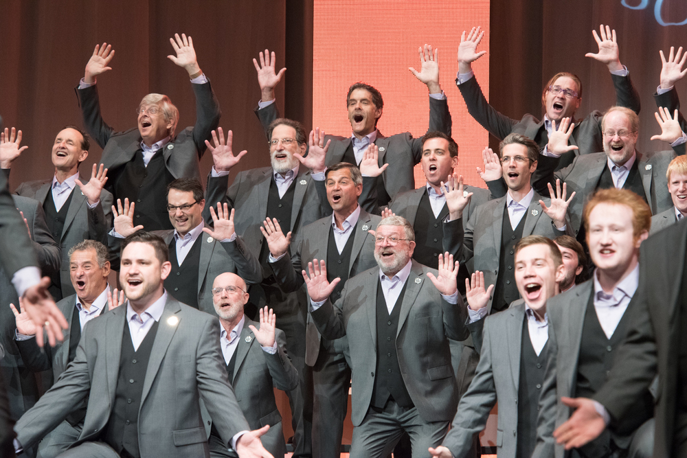 """Barbershop Harmony Society, 2016 International Contest, Nashville TN - We are performing """"Keep Your Sunny Side Up"""""""