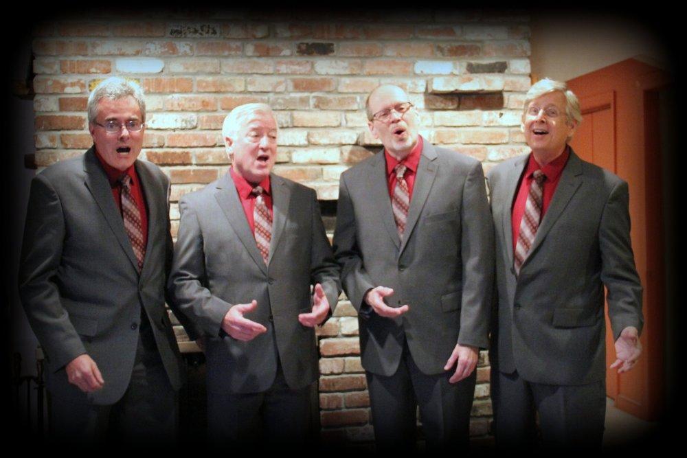 Skip Riel, Jim Kenealy, Rob Freundlich, Doug Burum