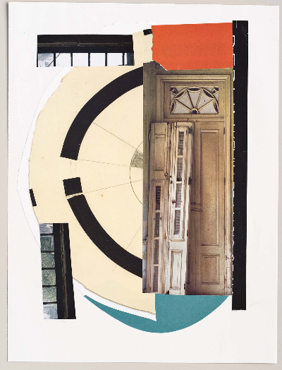 "transom 2011 collage 9""x12"""