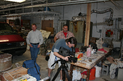 film shoot 2006