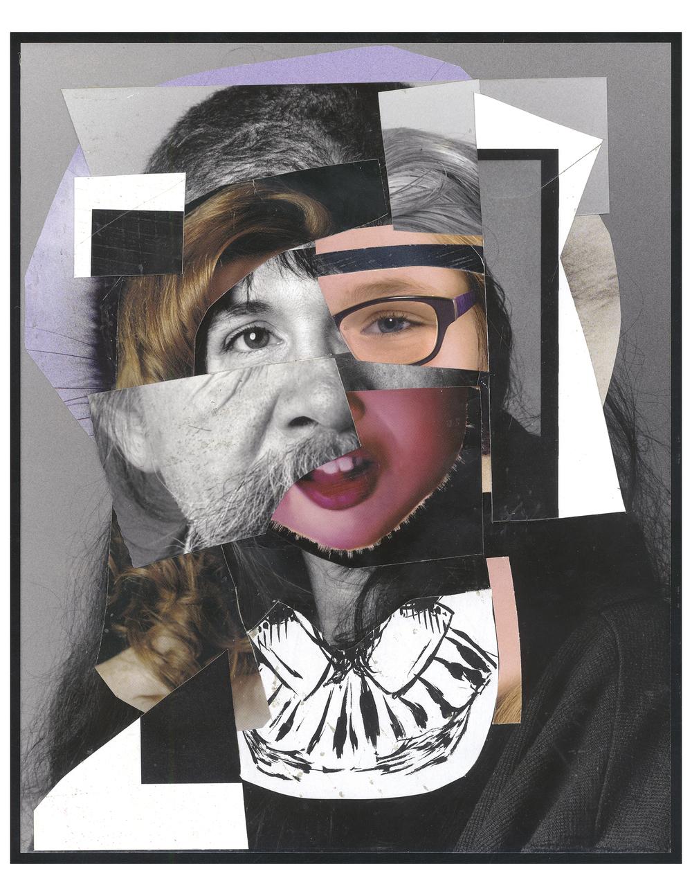 """karen & darla  8""""x10"""" digital print 2014"""