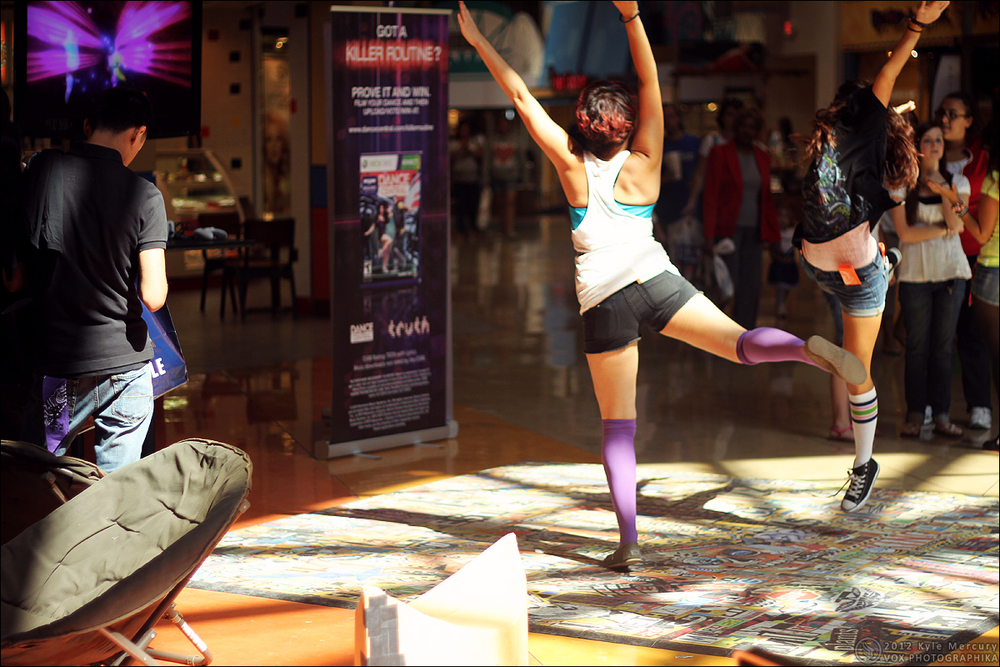 Event: Truth|Dance Central 2010