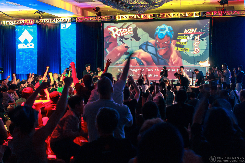 Events: EVO 2013 - 311