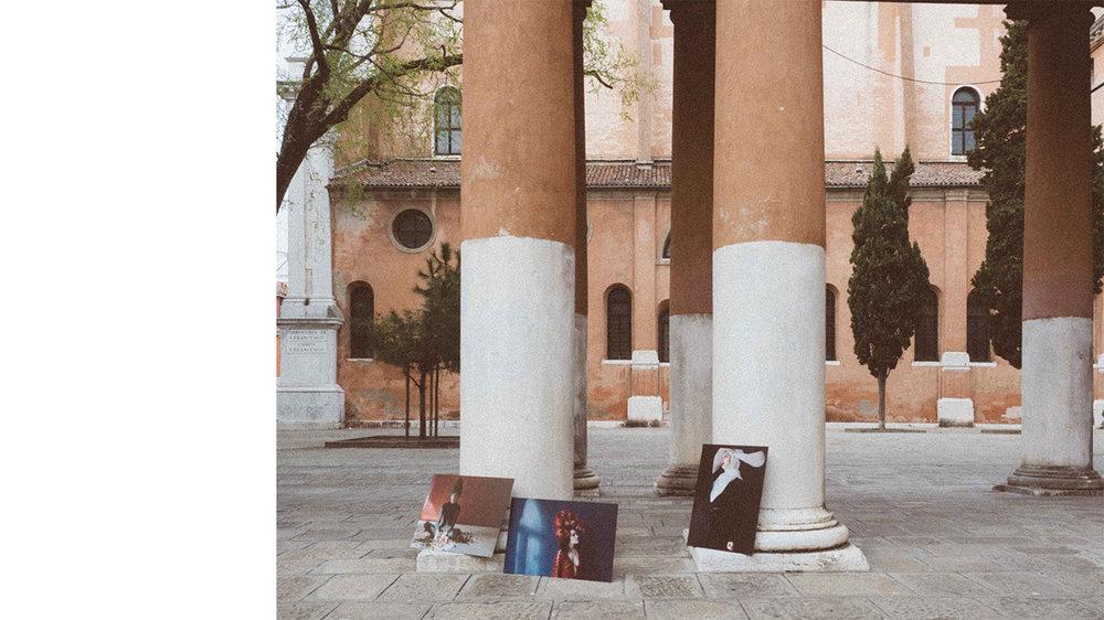 Arte Laguna exhibition, Venice 2016