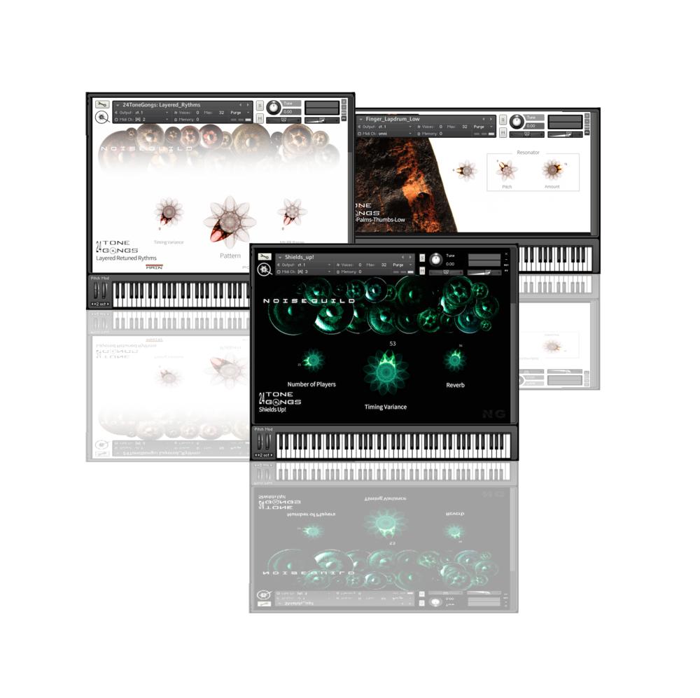 Some interface screenshots
