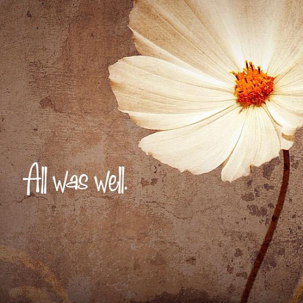 Allwaswell