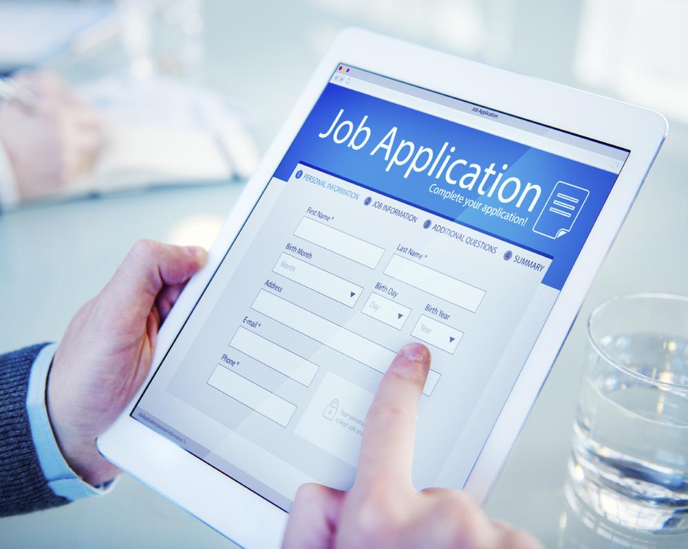 Software Sales Recruitment Firm Application