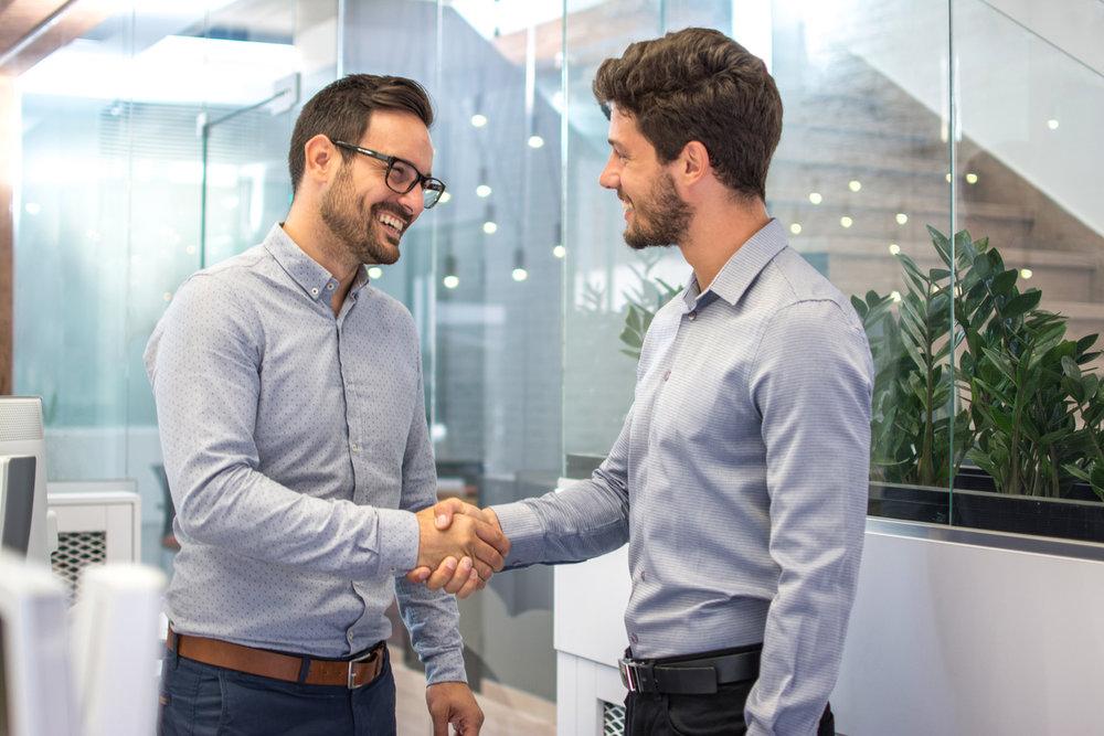 tech sales recruiting interview