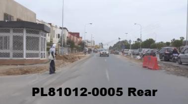 Vimeo clip HD & 4k Driving Plates El Jadida, Morocco PL81012-0005