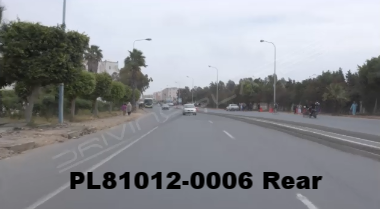 Vimeo clip HD & 4k Driving Plates El Jadida, Morocco PL81012-0006