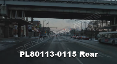 Vimeo clip HD & 4k Driving Chicago, IL PL80113-0115