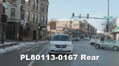 Vimeo clip HD & 4k Driving Chicago, IL PL80113-0167
