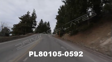 Vimeo clip HD & 4k Driving Plates Big Bear, CA PL80105-0592