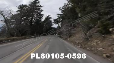 Vimeo clip HD & 4k Driving Plates Big Bear, CA PL80105-0596