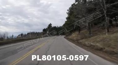 Vimeo clip HD & 4k Driving Plates Big Bear, CA PL80105-0597