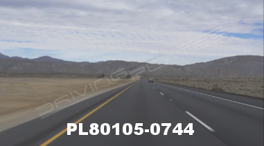 Vimeo clip HD & 4k Driving Plates Big Bear, CA PL80105-0744