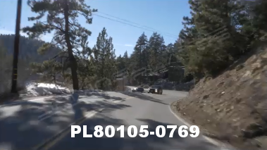 Vimeo clip HD & 4k Driving Plates Big Bear, CA PL80105-0769