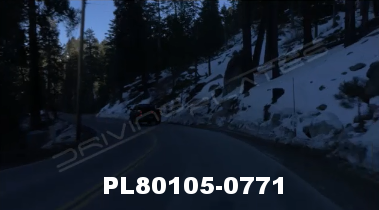 Vimeo clip HD & 4k Driving Plates Big Bear, CA PL80105-0771