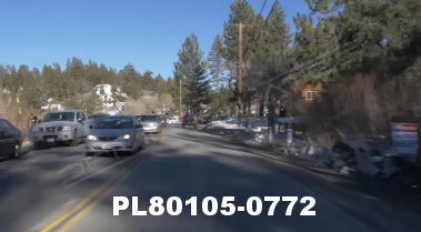 Vimeo clip HD & 4k Driving Plates Big Bear, CA PL80105-0772