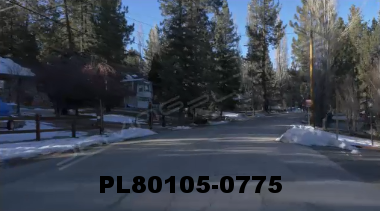 Vimeo clip HD & 4k Driving Plates Big Bear, CA PL80105-0775