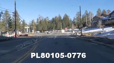 Vimeo clip HD & 4k Driving Plates Big Bear, CA PL80105-0776